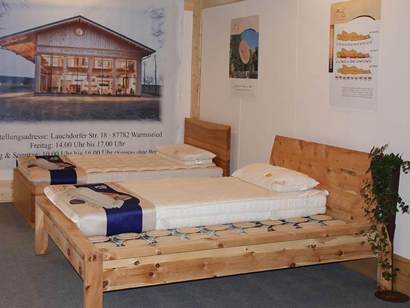 Relax 2000 von der Schreinerei Sontheimer in Warmisried